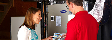 Upgrade your furnace or AC with Robies on Cape Cod.