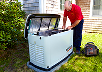 If you are looking for an emergency stand by generator on Cape Cod call Robies at 508-775-3083 for expert installation.